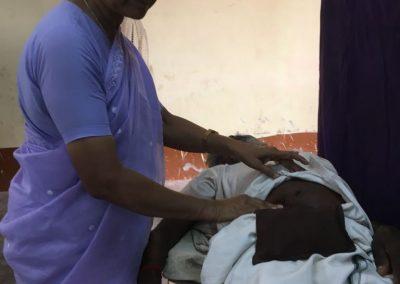Sr. Dr. Emily Susai FMM Cancer Screening Camp - Tamil Nadu