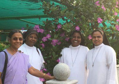 Sr. Dr. Emily Susai and her Team Cancer Awaress Program - - Tamil Nadu