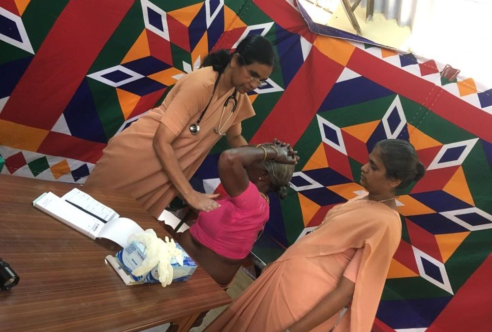 Prevention And Early Detection Of Cancer In Women – Tamil Nadu Region