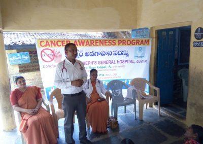 annie - awareness programme