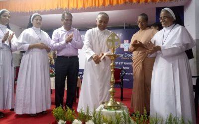 Branch Award for Paediatric Care – Awarded to Wayanand Branch, Kerala