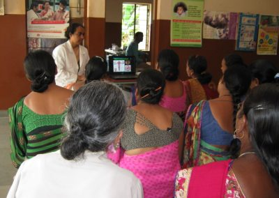 awareness on cancer of women - shiny